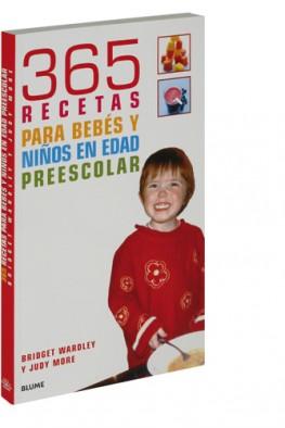 365 recetas para bebes y niños