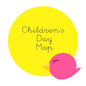 Children´s Day Map