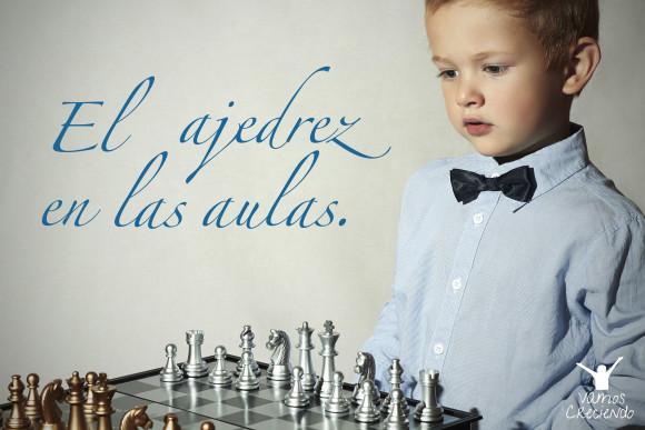 El ajedrez en las aulas