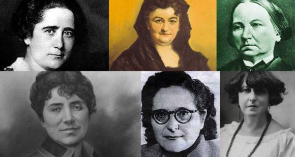 6 mujeres y madres españolas que marcaron la historia