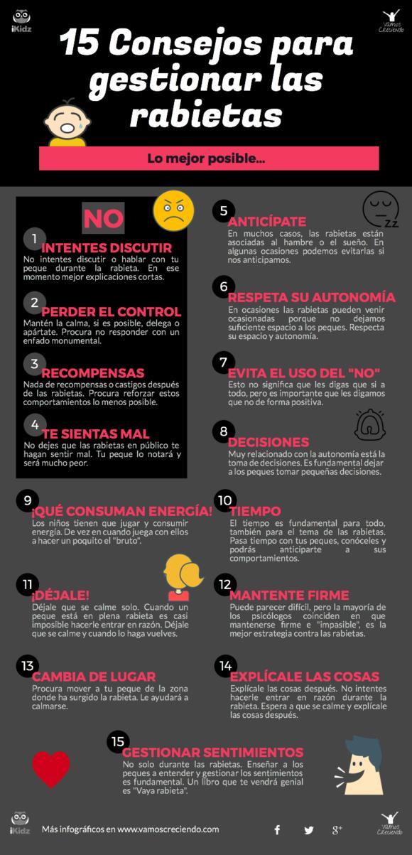 15 Consejos para gestionar las rabietas_ikidz